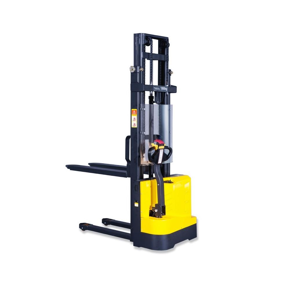 Elektrický vysokozdvižný vozík 1t 3m WS10S-3000