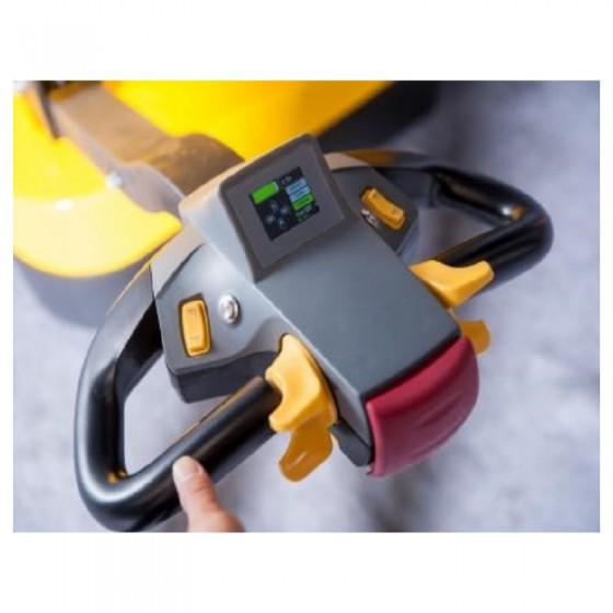 Elektrický vysokozdvižný vozík 1t 1,6m WS10S-1600