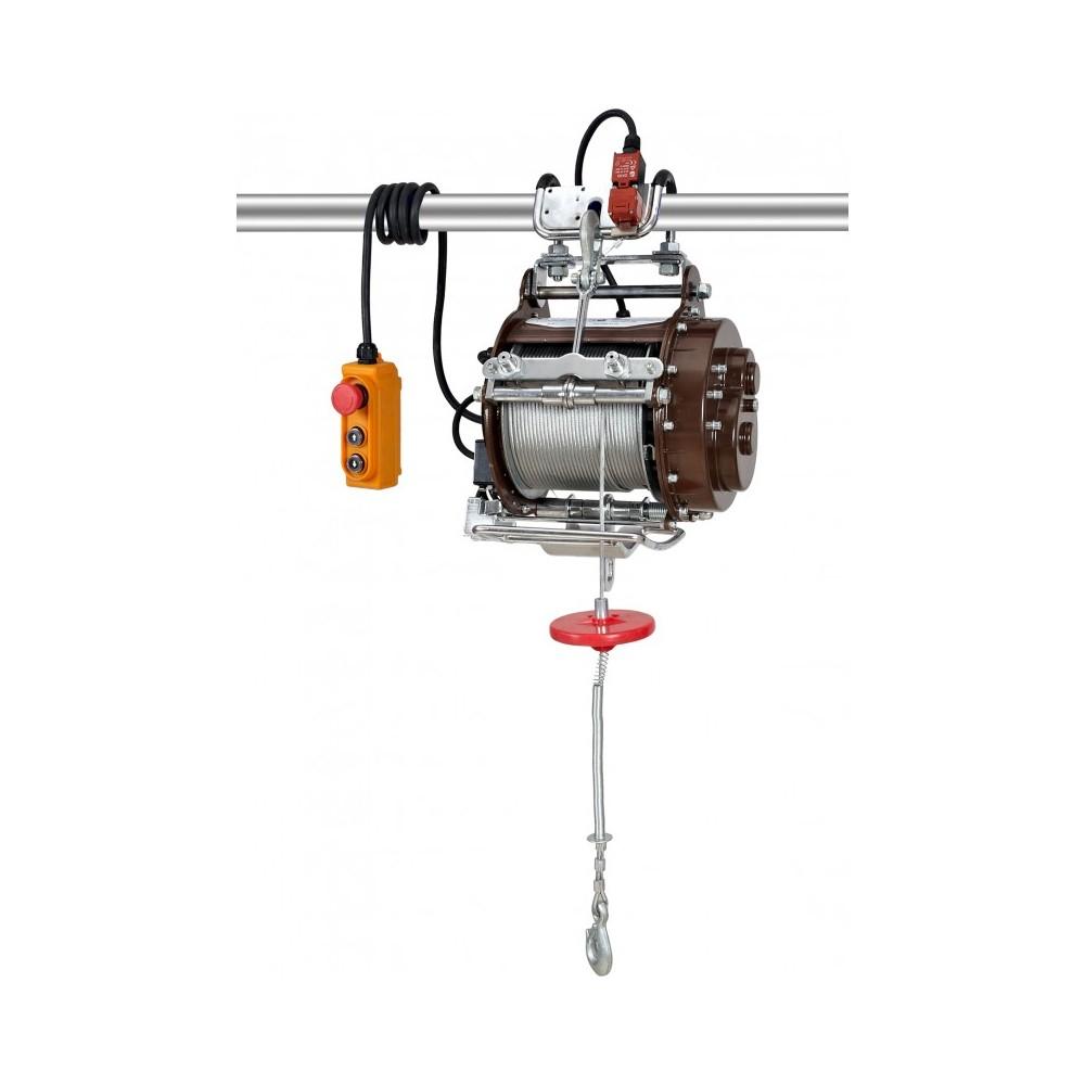 Elektrický lanový zdvihák YT-JZX-400/800