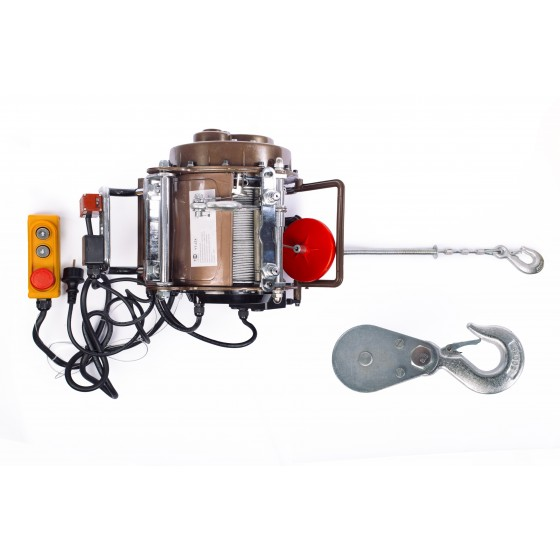 Elektrický lanový navijak YT-JZX-250/500