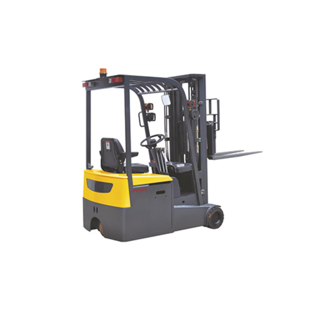 Elektrický vysokozdvižný vozík tříkolový 1,5t x 3,0m CPD15S-E