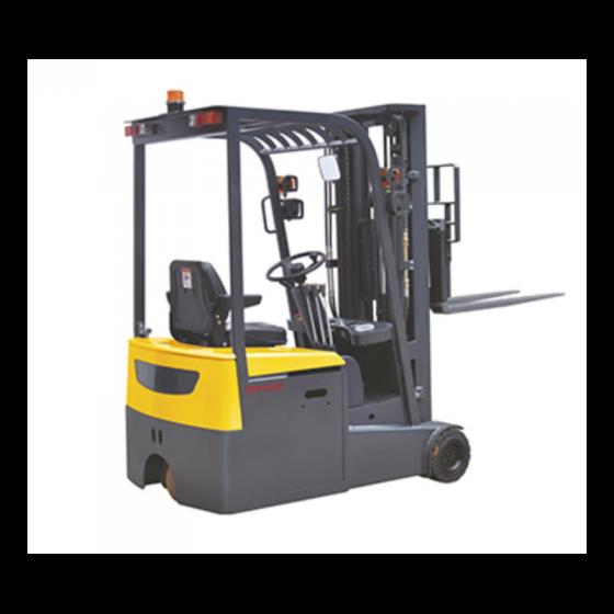 Elektrický vysokozdvižný vozík trojkolesový 1,5t x 3,0m CPD15S-E