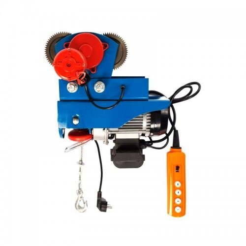 Elektrický mini-navijak s vozíkom HGS250 / 500, 12 / 6M