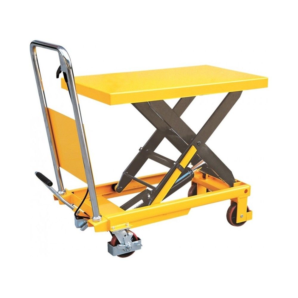 Manuálny zdvíhací stôl PT500A 500kg