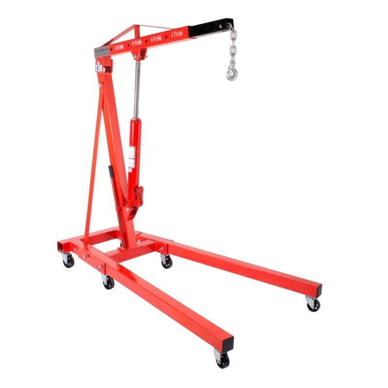 Ruční hydraulický jeřáb TL1001-1, 1T