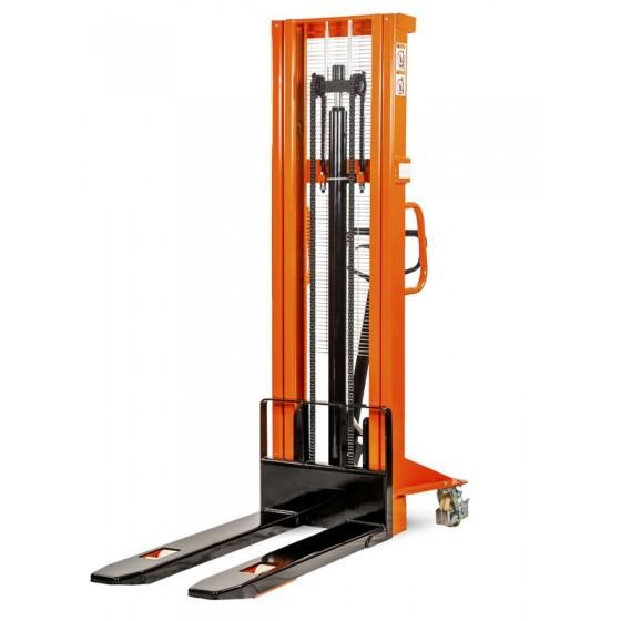 Lehký vysokozdvižný vozík (Ručně vedené manuální)  TOR 1.0TX1.6M SDJ1016