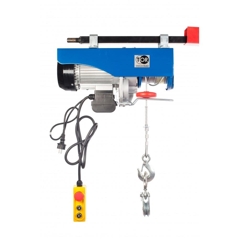 Elektrický lanový navijak PA150-300KG 12/6M