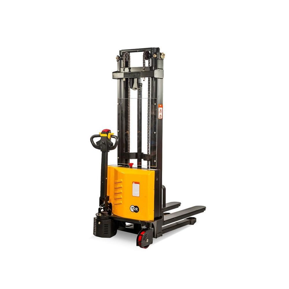Elektrický vysokozdvižný vozík 1t 1,6m PWS10S-1600