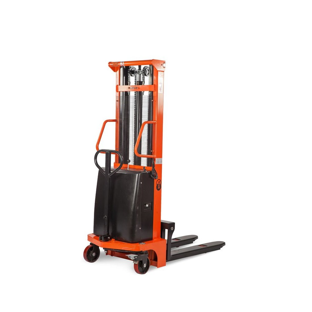 Hydraulický stohovač s elektrickým zdvihem TOR 10/30, 1t 3,0m (CTD)