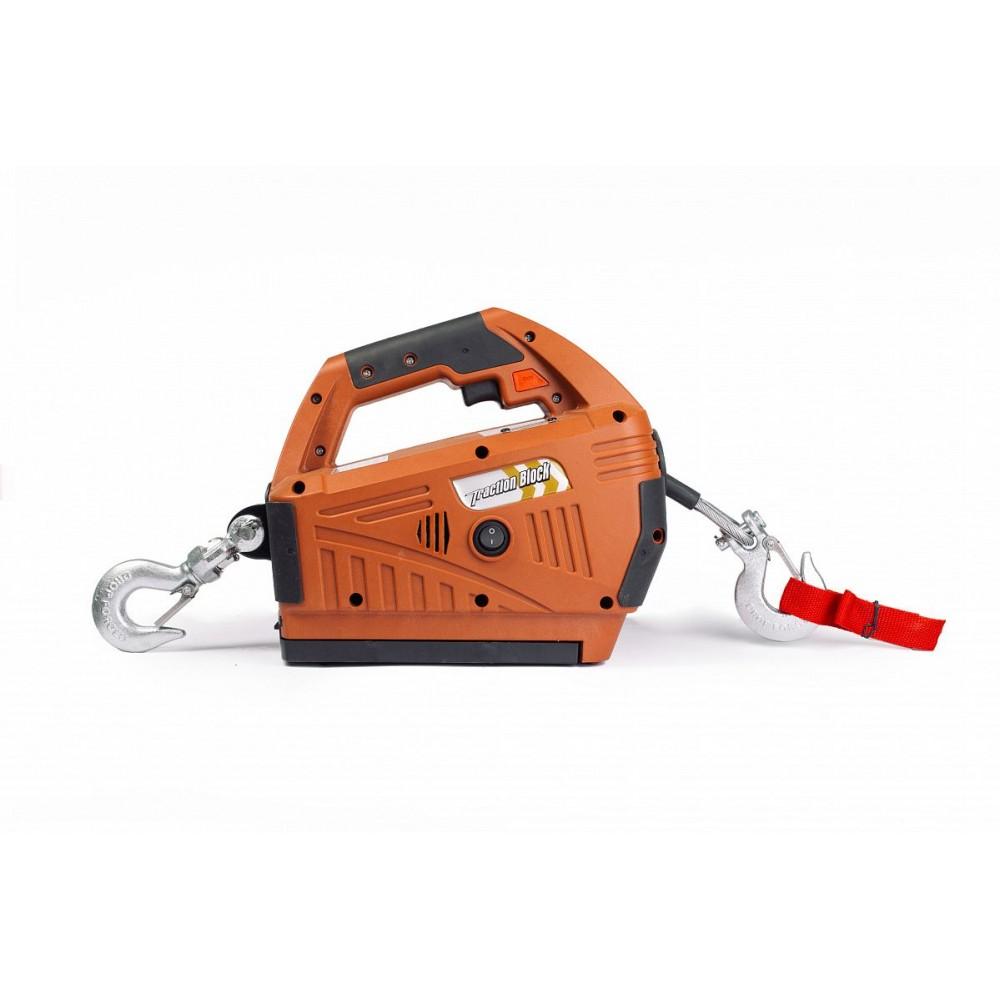 ELEKTRICKÝ NAVIJÁK SQ-01 450kg 4,6m 220V
