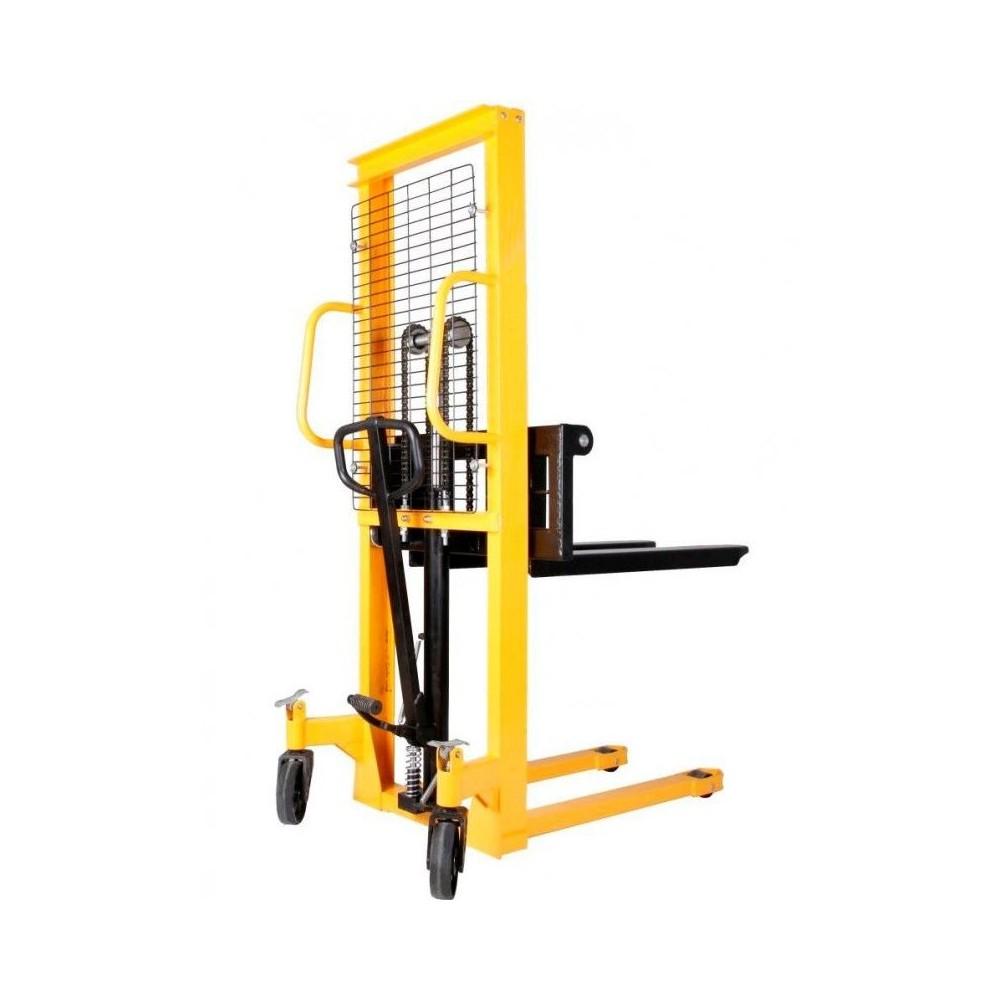 Paletový vozík stožiarového typu, stohovač WM1.5M1.6