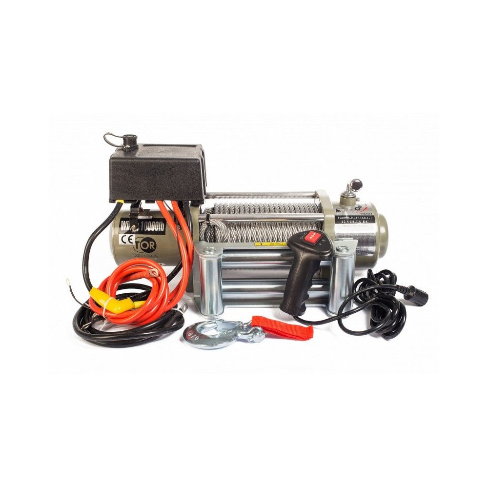 Navijak elektrický automobilový 12V P6000