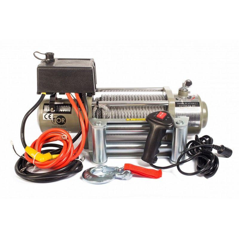 Navijak elektrický, automobilový 12V P6000