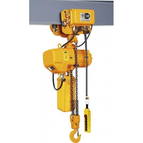 Elektrický reťazový kladkostroj HHBD05-12 0.5T 12M 380V