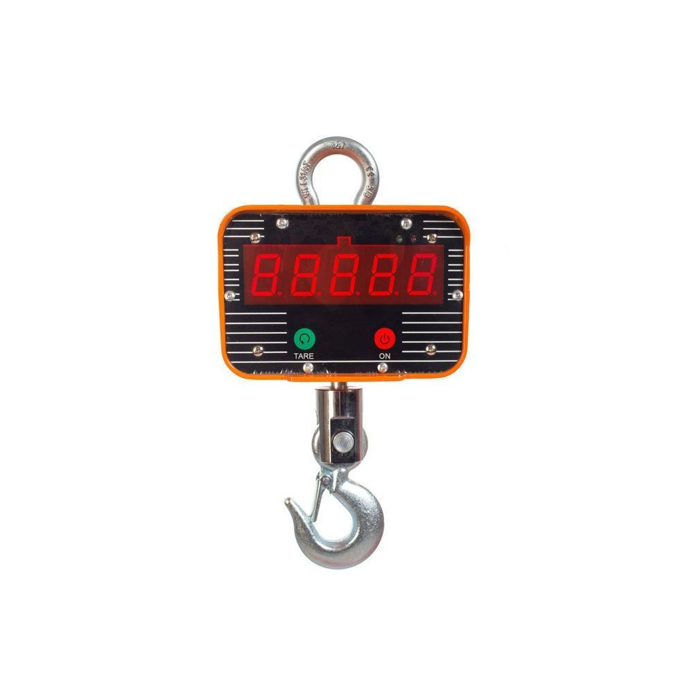 Žeriavové elektronické váhy 10T