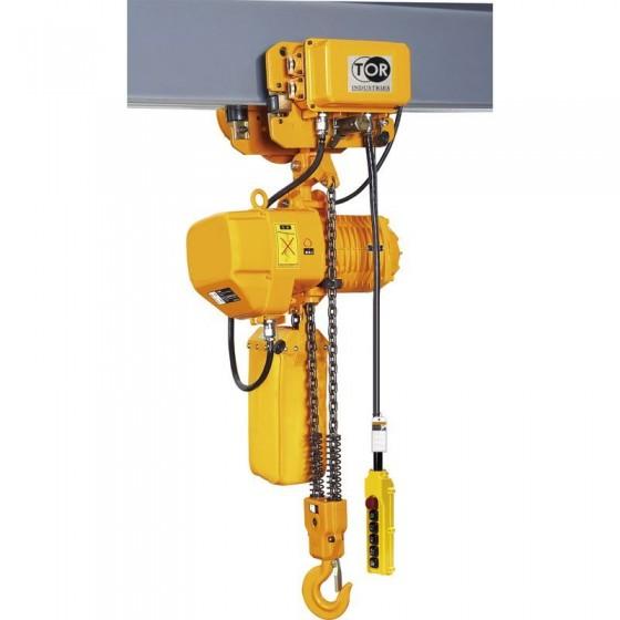 Elektrický reťazový kladkostroj HHBD 1T 6M dvojrychlostný