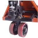 Paletový vozík s váhou WH20-ES, nosnosť 2000 kg