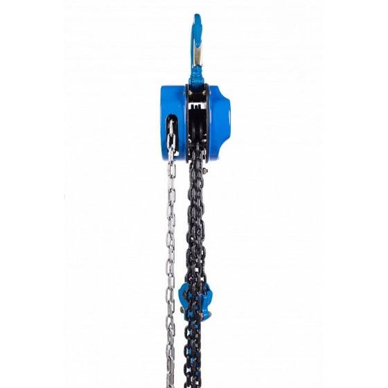 Řetězový kladkostroj HSC3-12 3T 12M