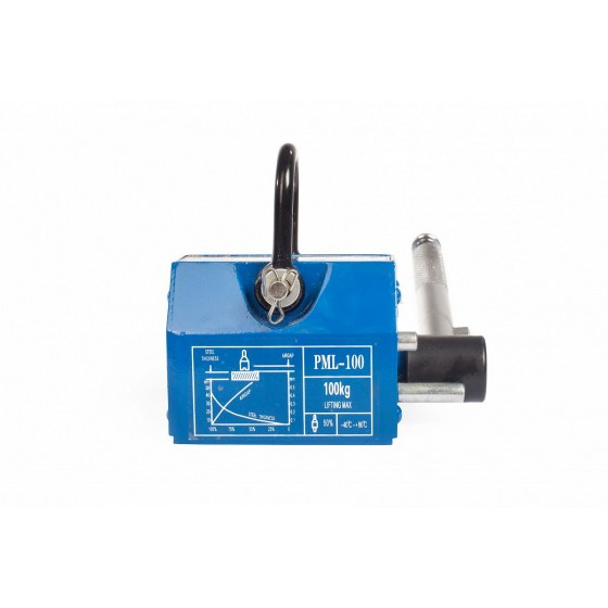 Bremenový magnet PML-A-1 100 Kg