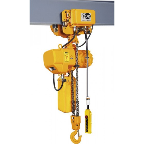 Elektrický řetězový kladkostroj HHBD 1T 12M 380V